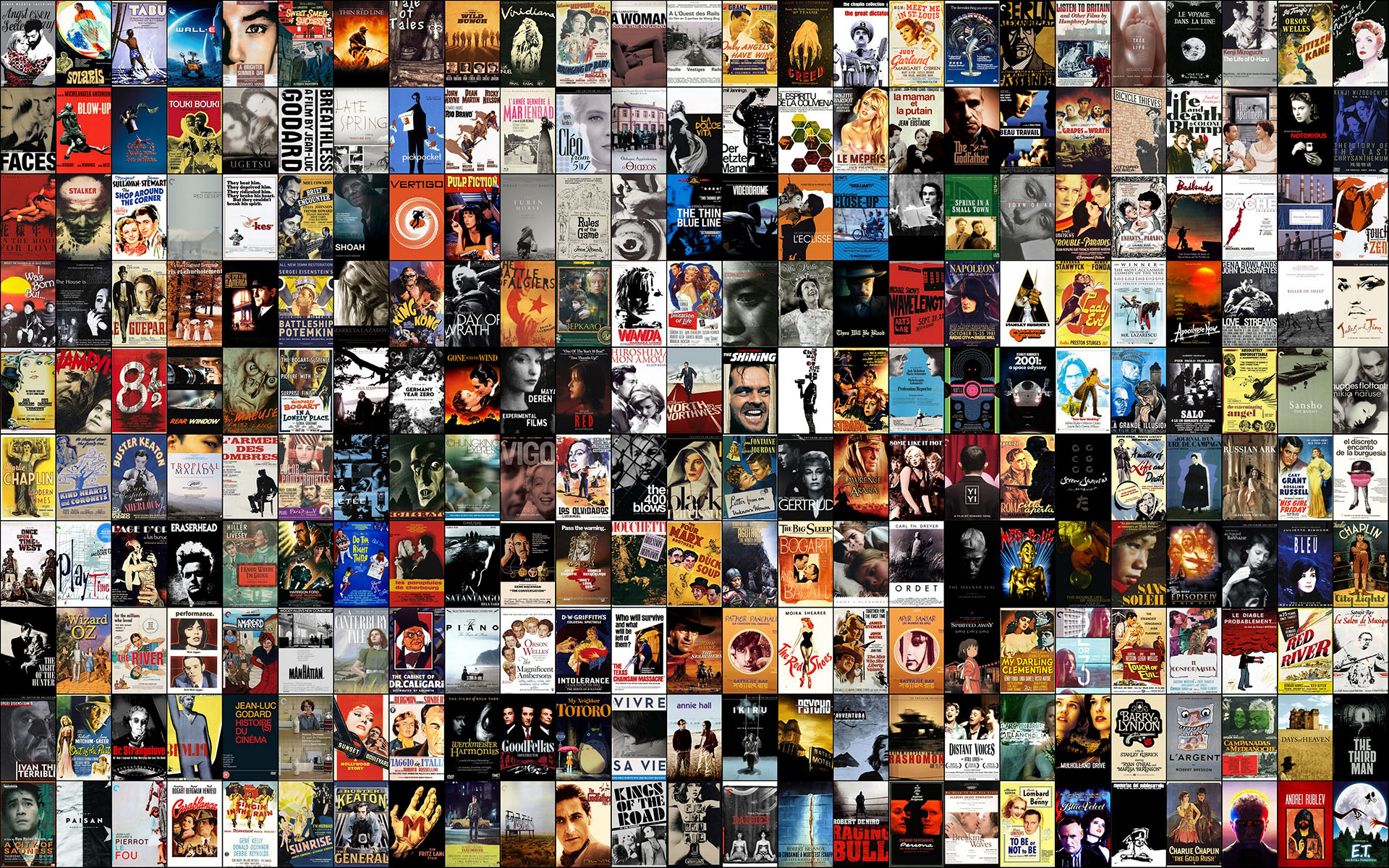 The Greatest Movies